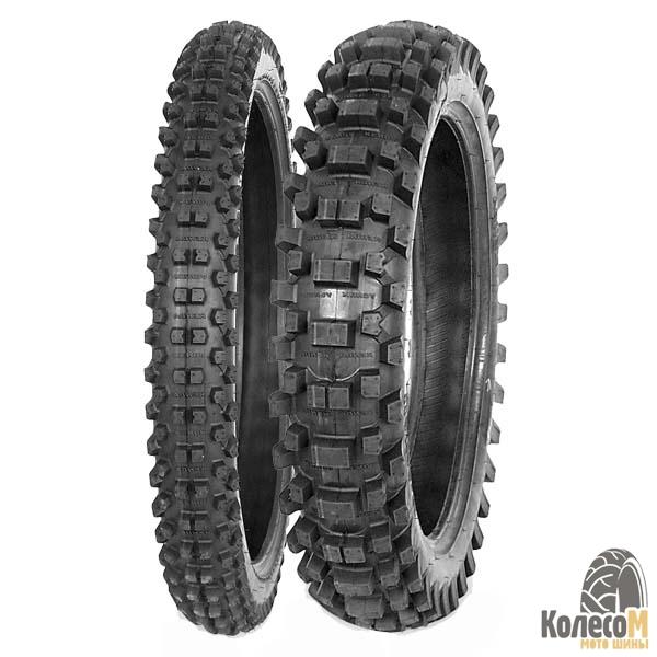 KENDA Millville 60//100-12 33J  Motorcycle Tire